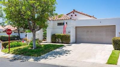 Oceanside Single Family Home For Sale: 4697 Adra