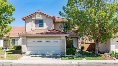 Single Family Home For Sale: 12053 Caminito Ryone