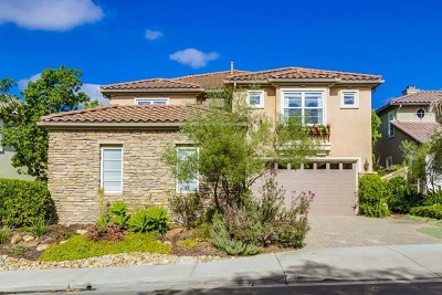 San Diego Single Family Home For Sale: 12910 Seabreeze Farms Dr