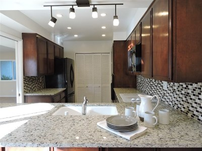 San Diego Condo/Townhouse For Sale: 5356 Mount Alifan Dr.