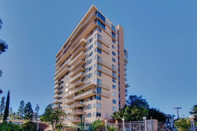 San Diego Condo/Townhouse For Sale: 3634 7th Avenue #4C
