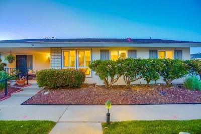 Oceanside Single Family Home For Sale: 3760 Vista Campana S #36