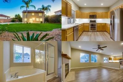 Oceanside Single Family Home For Sale: 5458 Senegal St
