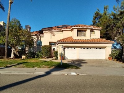 Escondido Single Family Home For Sale: 1668 W 11th Ave