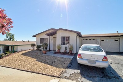 Oceanside Condo/Townhouse For Sale: 3741 Gail Drive