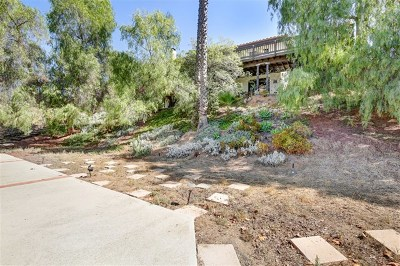 Poway Single Family Home For Sale: 14002 Tierra Bonita Rd