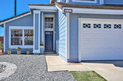 Oceanside Single Family Home For Sale: 933 Newport St