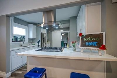 San Diego Single Family Home For Sale: 4548 Texas St
