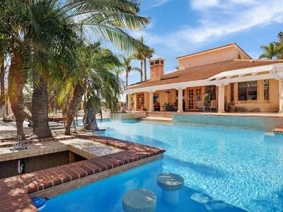 Bonita Single Family Home For Sale: 3604 Dory Dr