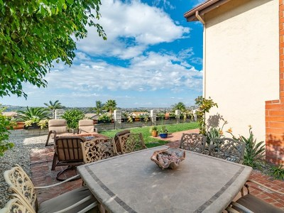 Carlsbad Single Family Home For Sale: 2012 Saliente Way