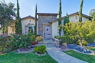 Chula Vista Single Family Home For Sale: 790 Lake House Place