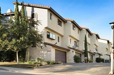 Carlsbad Condo/Townhouse For Sale: 2374 Altisma Way #E
