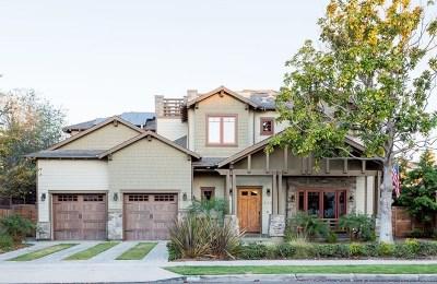 Coronado Single Family Home For Sale: 620 Balboa