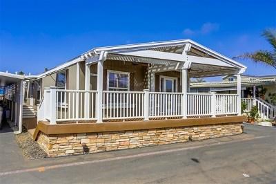 Carlsbad Single Family Home For Sale: 6550 Ponto Drive #61