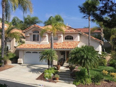 Vista Single Family Home For Sale: 1678 Pinnacle Way