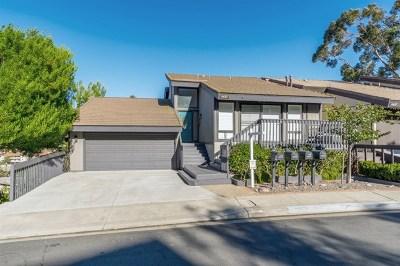 La Mesa Condo/Townhouse For Sale: 4433 Date Ave
