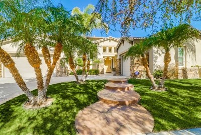 Chula Vista Single Family Home For Sale: 1821 Harrils Mill Ave