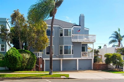 Coronado Condo/Townhouse For Sale: 371 D Ave #C