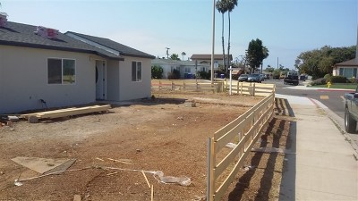 Imperial Beach Single Family Home For Sale: 902 4th St