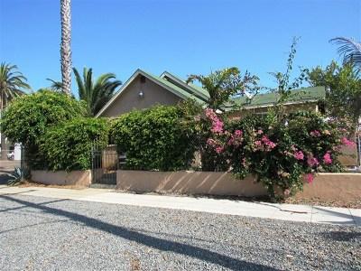Oceanside Single Family Home For Sale: 310 S Tremont St.