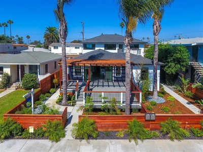 Imperial Beach Multi Family Home For Sale: 274 Imperial Beach Blvd