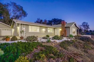 Vista Single Family Home For Sale: 1111 Loma Vista Way