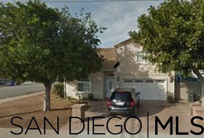 Imperial Beach Single Family Home Active Under Contract: 540 10th