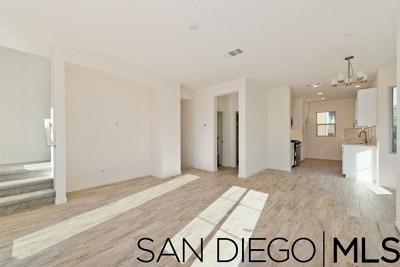 La Mesa Condo/Townhouse For Sale: 4416 Palm Ave #11