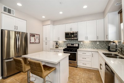 San Marcos Condo/Townhouse For Sale: 343 Kellogg St