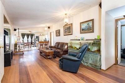 El Cajon Single Family Home For Sale: 15709 Viewside Ln