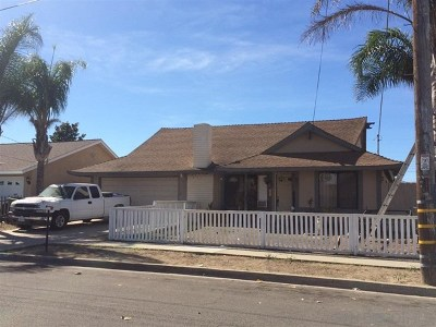 Oceanside Single Family Home For Sale: 151 Heritage