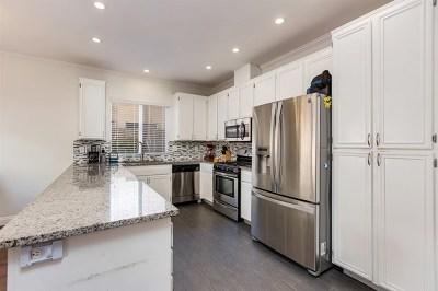 El Cajon Single Family Home For Sale: 1646 Wally Way