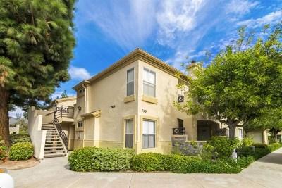 Chula Vista Condo/Townhouse For Sale: 749 Brookstone Rd #102