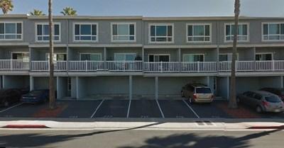 Imperial Beach Condo/Townhouse For Sale: 1111 Sea Coast #54