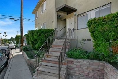 Laguna Beach Condo/Townhouse For Sale: 262 Jasmine St #8