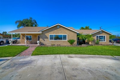 Hemet Single Family Home For Sale: 27015 Dartmouth St
