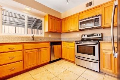 El Cajon Single Family Home For Sale: 1601 Cliffdale