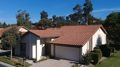 Mission Viejo Single Family Home For Sale: 27755 Via Granados