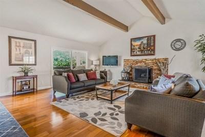 El Cajon Single Family Home For Sale: 829 Audrey Way