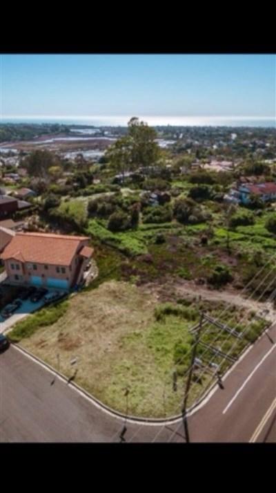 Oceanside Residential Lots & Land For Sale: 1824 Campesino Pl