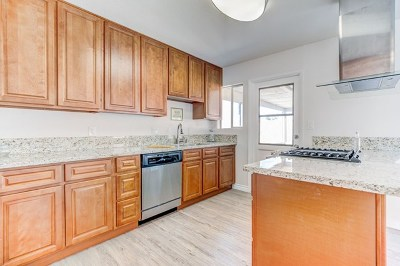 National City Single Family Home For Sale: 2113 E 4th St