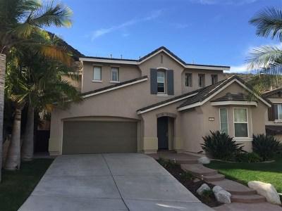 San Marcos Single Family Home For Sale: 1102 Via Vera Cruz