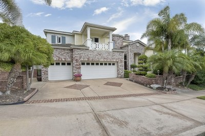 Encinitas Single Family Home For Sale: 753 Cypress Hills Drive
