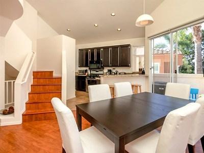 Chula Vista Condo/Townhouse For Sale: 1389 Serena Cir. #1