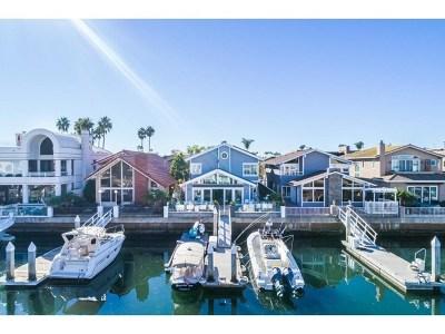 Coronado Single Family Home For Sale: 25 Sandpiper Strand