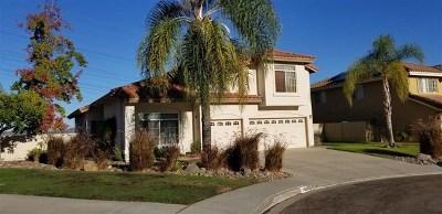 El Cajon Single Family Home For Sale: 3182 Jamacha View Drive