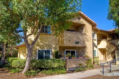 San Marcos Condo/Townhouse For Sale: 227 Woodland Pkwy #262