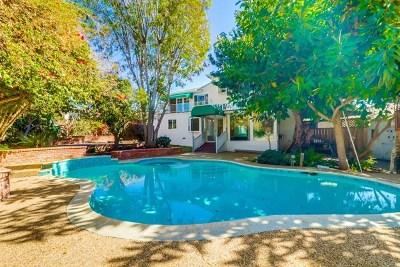 Chula Vista Single Family Home For Sale: 216 Minot Avenue