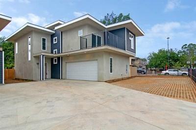 Escondido Multi Family Home For Sale: 660 E Mission