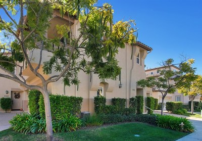 Carlsbad Condo/Townhouse For Sale: 3081 Via Maximo